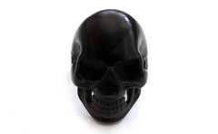 Ring - Men's Black Skull - Tossari  - 1