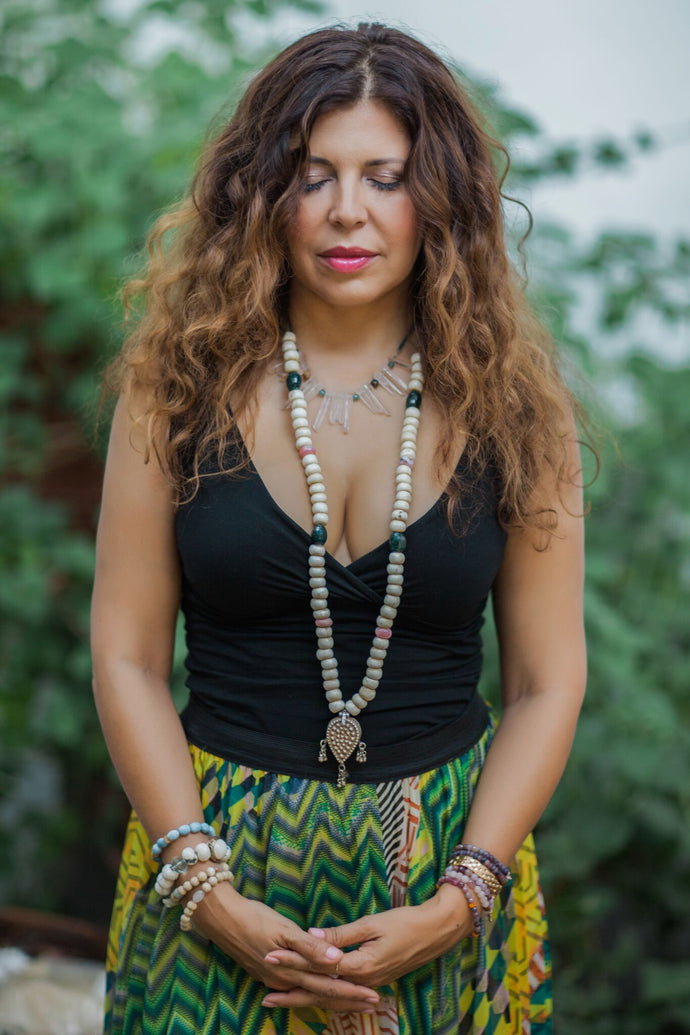 HOW THIS LATINA JEWELER MASTERED THE ART OF BEADING AND GAINED AN ELITE CLIENTELE