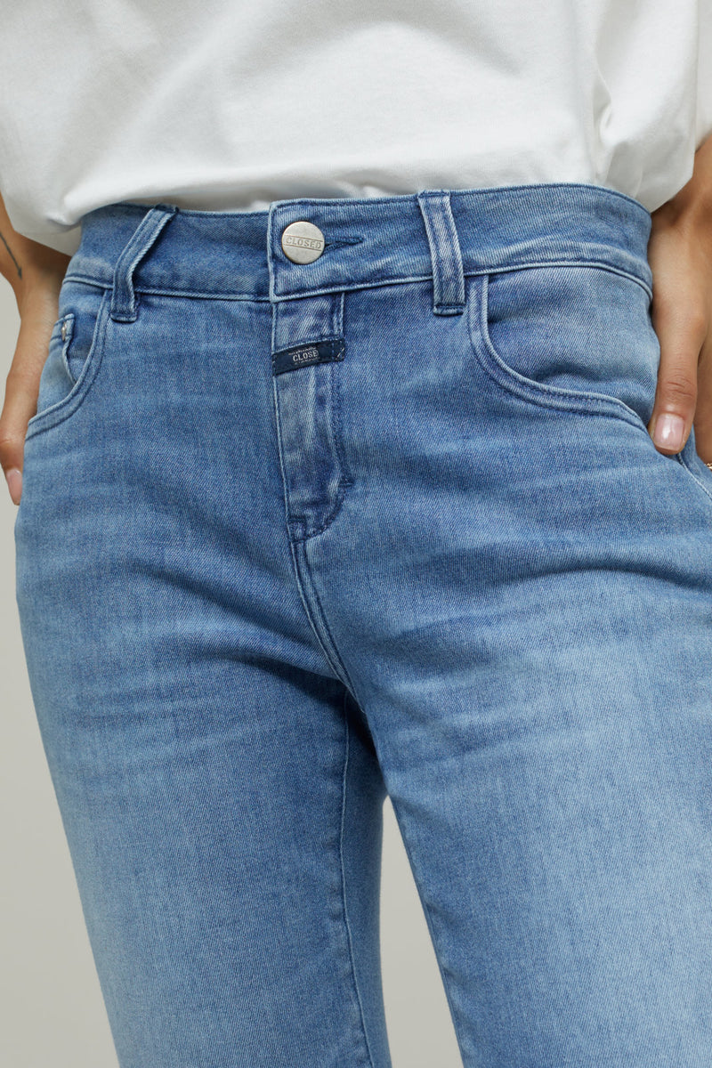 Closed Jeans Baker Light Organic Super Stretch Denim