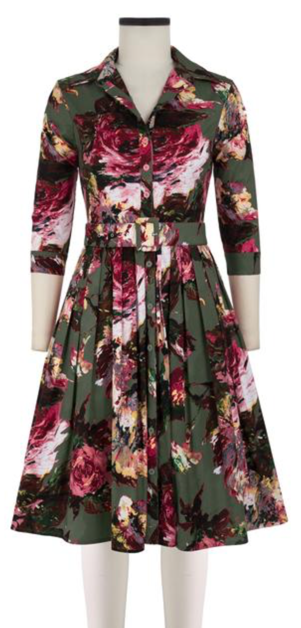 Samantha Sung Kleid Audrey Dress Renoire Rose