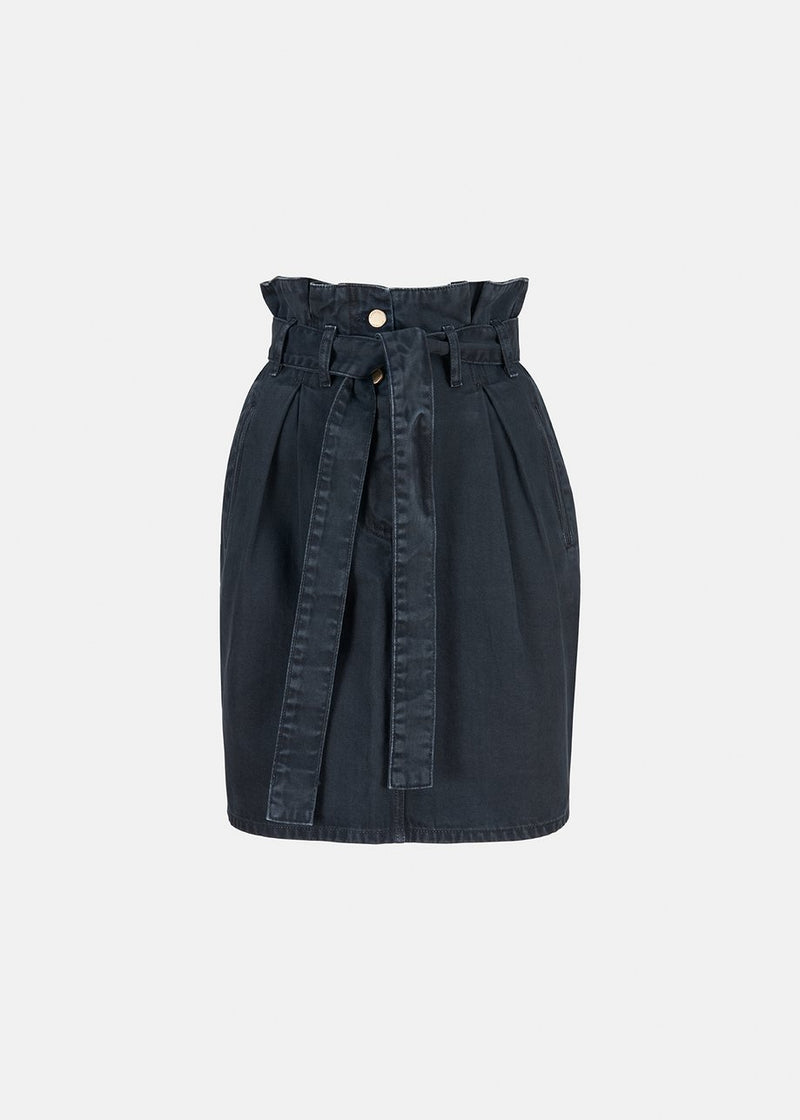Essentiel Antwerp Zan Colour Denim Skirt