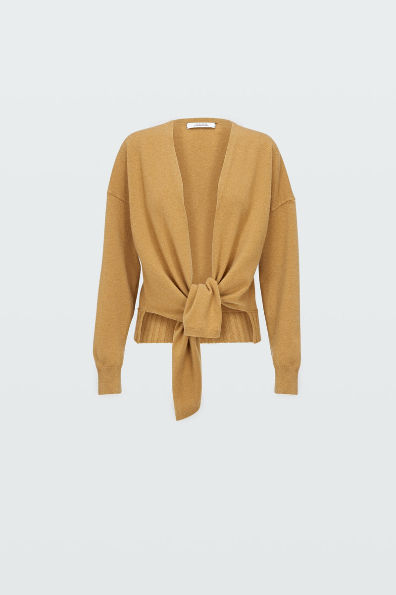 Dorothee Schumacher sophisticated softness cardigan soft curry