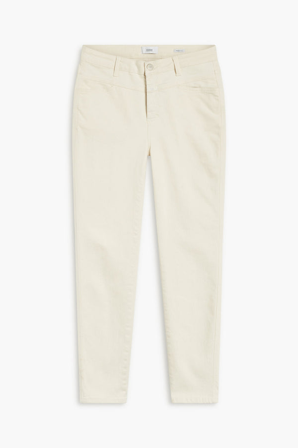 Closed Jeans Skinny Pusher creme