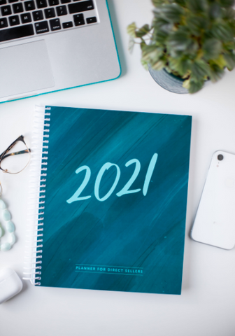 2021 Planner for Direct Sellers