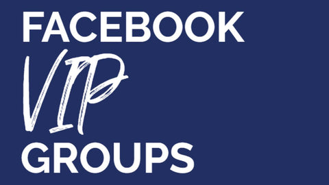 Facebook VIP Groups