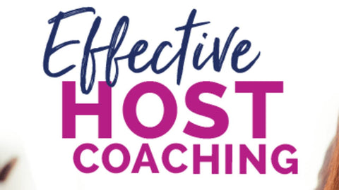 Effective Host Coaching