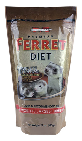 Premium Ferret Diet 22oz