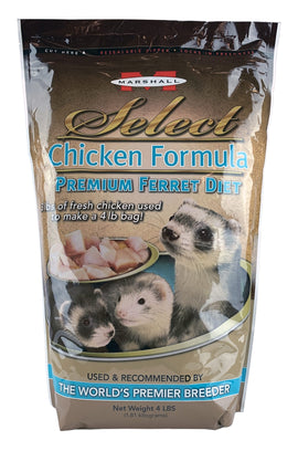 Select Chicken Diet, 4 lb. Bag