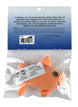 Squeaky Fish Toy
