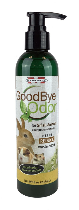 GoodBye Odor for Small Animals, 8 oz.