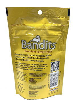 Bandits Premium Ferret Treats, Chicken Flavor