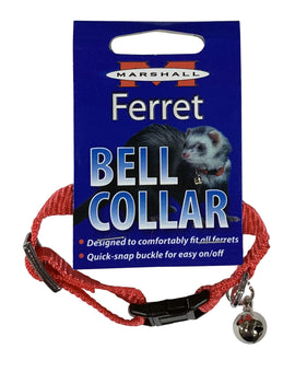 Bell Collar, Red