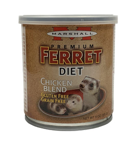 Marshall Premium Ferret Diet Topper, Chicken, 9 oz