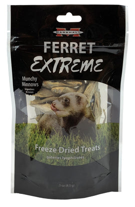 Ferret Extreme Munchy Minnows, .3 oz
