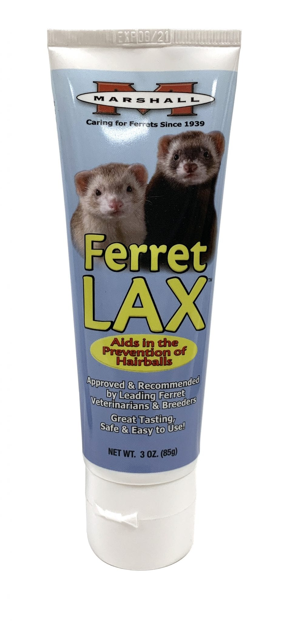 Ferret Lax Hairball & Obstruction Remedy, 3 oz.