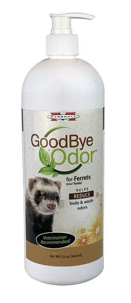 GoodBye Odor for Ferrets, 32 oz.