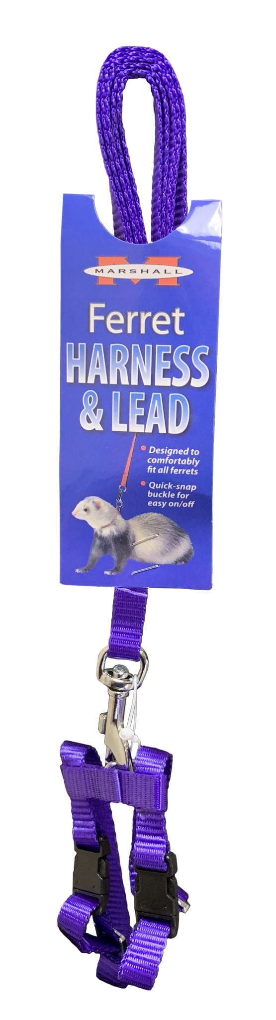 Harness & Lead, Purple