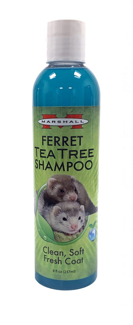 Tea Tree Shampoo, 8 oz.