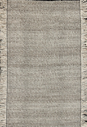 Carpet Couture Flatweaves Carpets made of Wool & Viscose Rectangular Modern for Indoor Use 162 cm x 234 cm