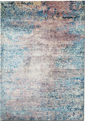 Carpet Couture Hand-Knotted Carpets made of Bamboo Silk Rectangular Modern for Indoor Use 132 cm x 178 cm