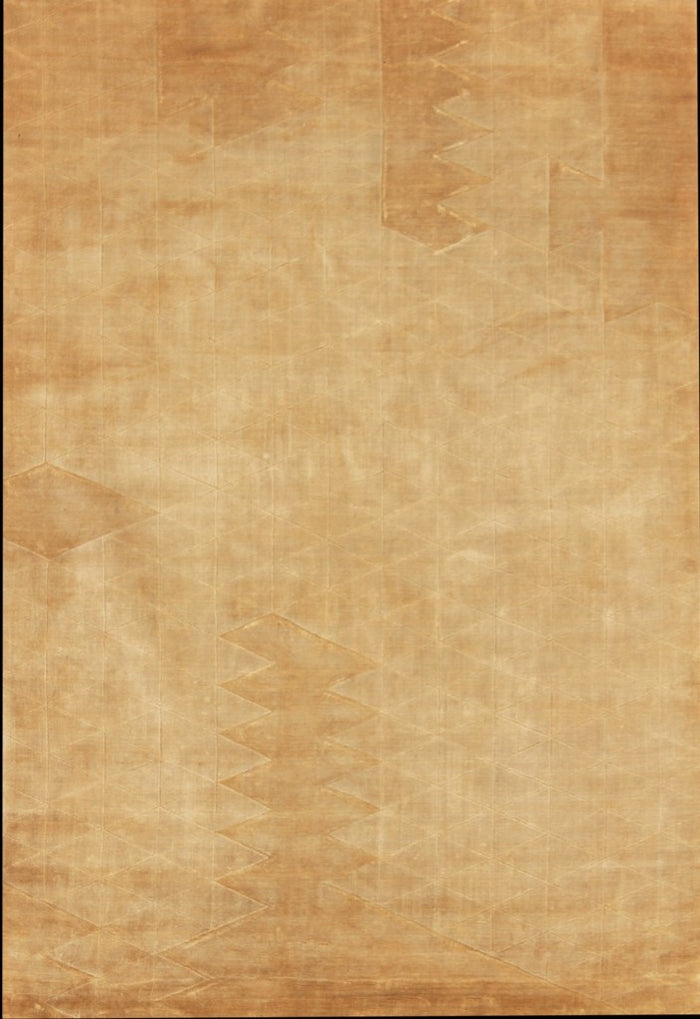 Carpet Couture Handloom Carpets made of Tencel Rectangular Modern for Indoor Use 158 cm x 233 cm
