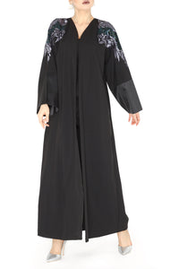 Shoulder Detail Abaya