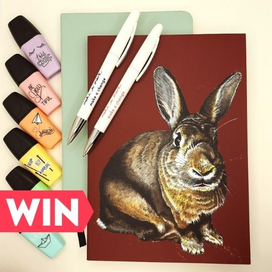 Win an Easter-themed stationery set from Pen Pusher