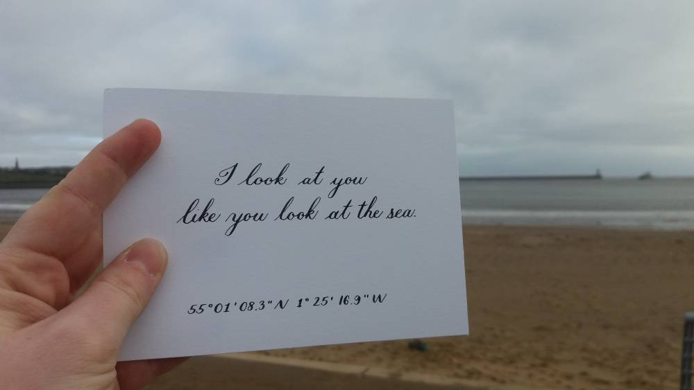 Calligraphy by Angela Reed from Creative Calligraphy