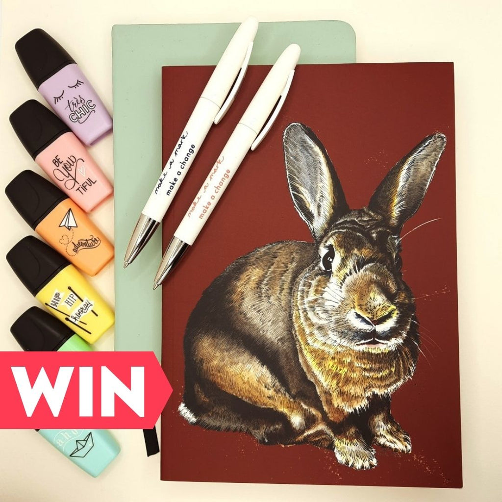 Win an Easter stationery set from Pen Pusher