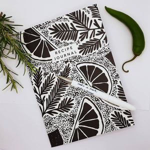 Studio Wald Recipe Journal