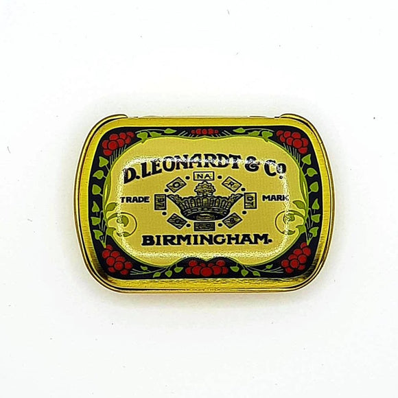 Leonardt decorative nib tin
