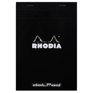 Rhodia A5 Dot Pad No. 16 - black