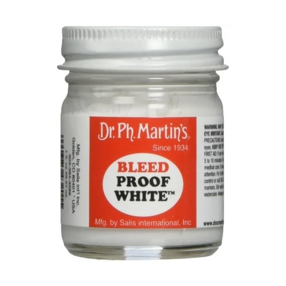 Dr. Ph Martin's Bleed Proof White