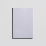 Port West A5 / 02 eco-friendly vegan notebook - grey