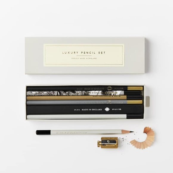 Katie Leamon Luxury Pencil Set Vol. I