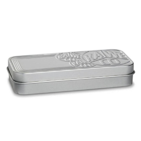 Kaweco Silver Tin Box for Sport Series Pens