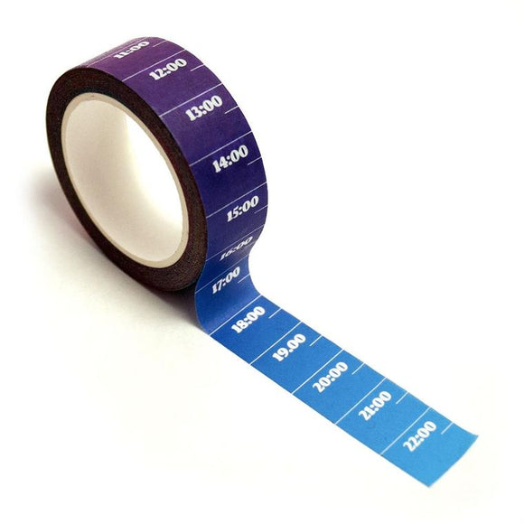 Nolki Days on a Roll washi tape