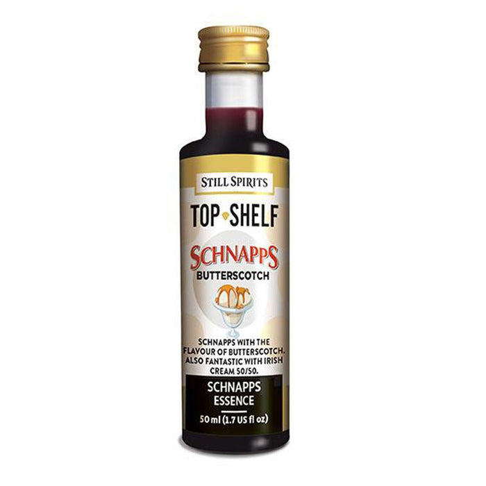 Still Spirits Top Shelf Butterscotch Schnapps