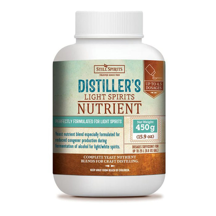 Still Spirits Distiller's Light Spirits Nutrient