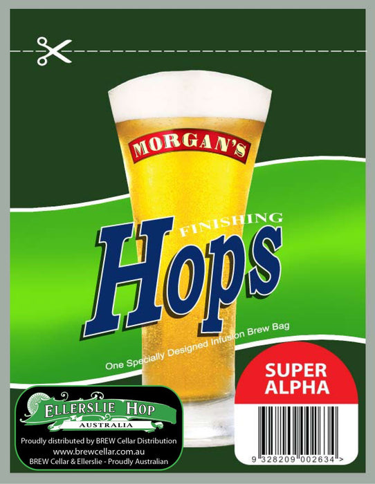 Morgan's Finishing Hops Super Alpha