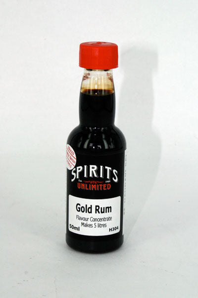 Spirits Unlimited Gold Rum