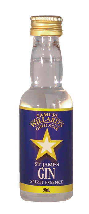 Samuel Willard's St James Gin
