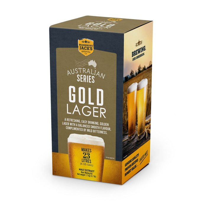 Mangrove Jacks Gold Lager
