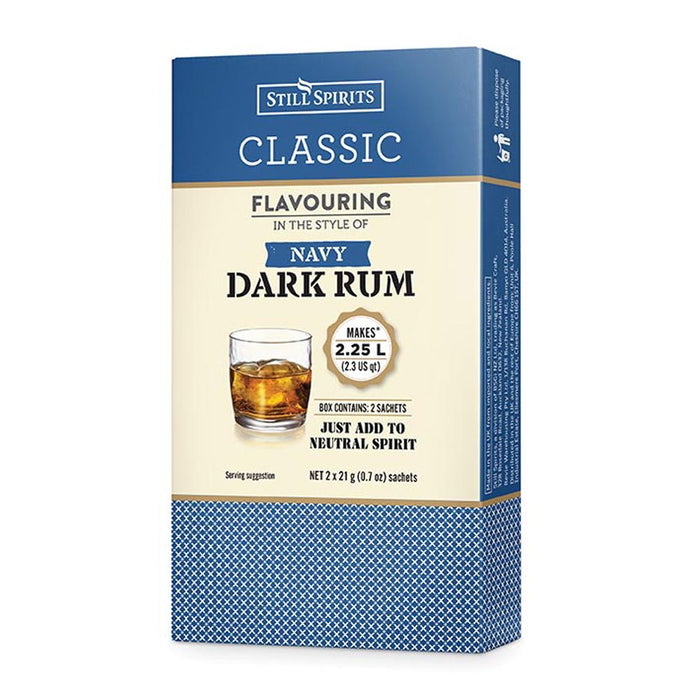 Still Spirits Classic Navy Dark Rum