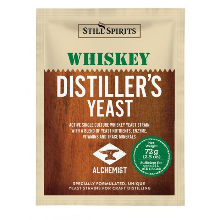 Still Spirits Distiller's Whiskey Yeast