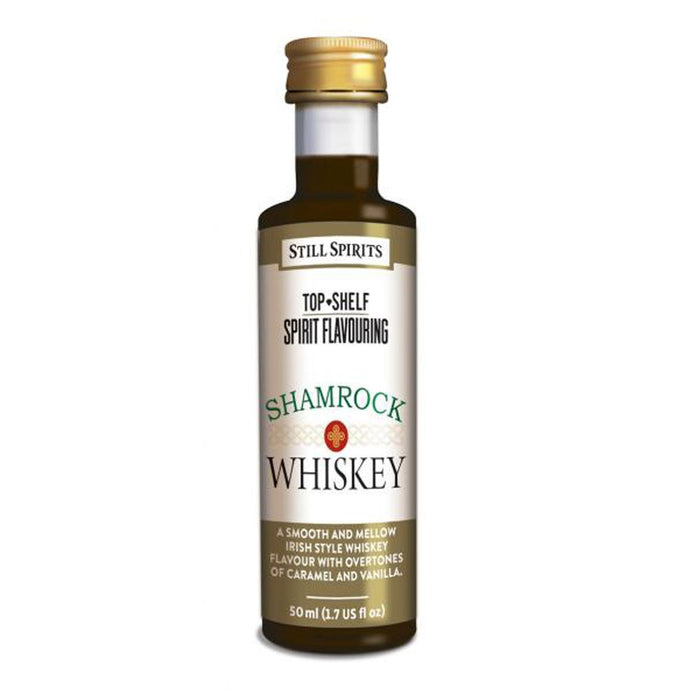 Still Spirits Top Shelf Shamrock Whiskey