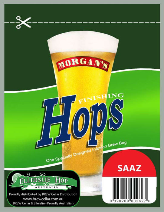 Morgan's Finishing Hops SAAZ