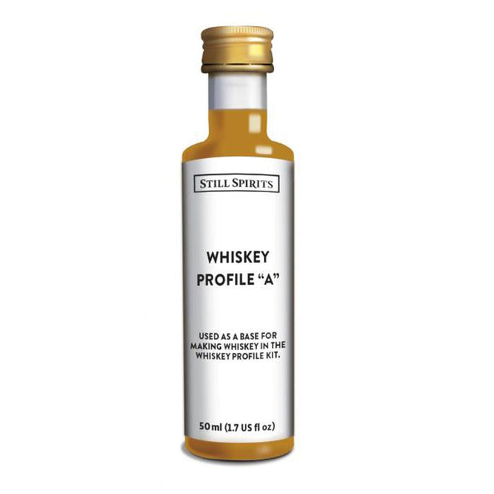 Still Spirits Whiskey Profile A