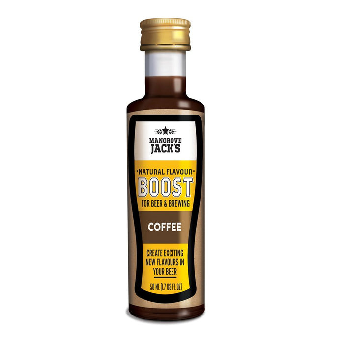 Mangrove Jacks Coffee Natural Flavour Boost