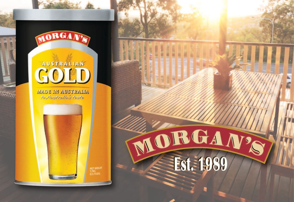 Morgan's Australian Gold